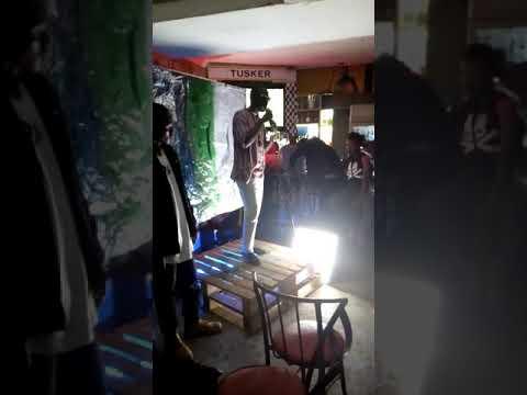 Mrembo Wa Nairobi(live on stage)Kaybree the italist