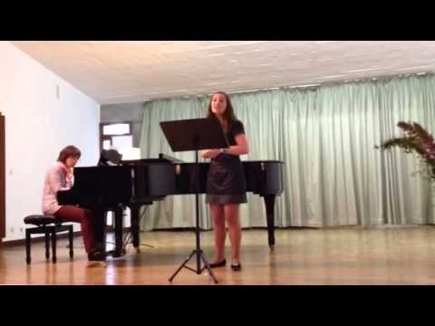 Son Ancor Pargoletta (F. Cavalli) - Adriana Ribeiro