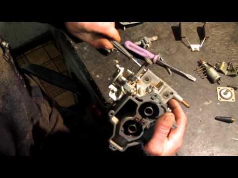 Как отрегулировать карбюратор солекс на ваз 2101