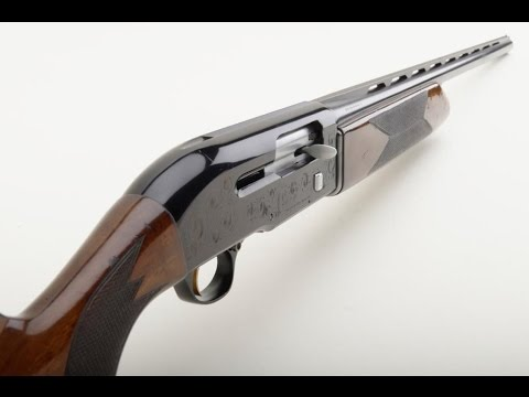 Beretta .12 Gauge Magnum Shotgun/Testing And Reviewing
