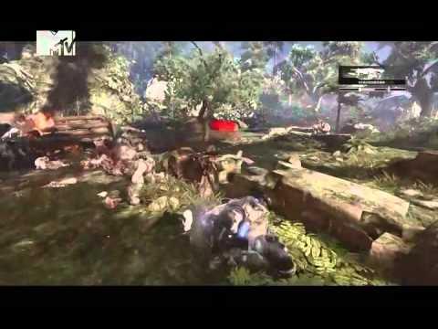 Икона Видеоигр  Gears of War 3 №1  www.TorFiles.ru