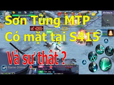 VLTK Mobile : Sơn Tùng MTP chơi ở s415 và sự thật - Thời lượng: 4:03.