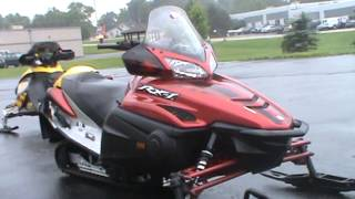 7. 2005 Yamaha RX-1 ER $3,499 at Road Track & Trail