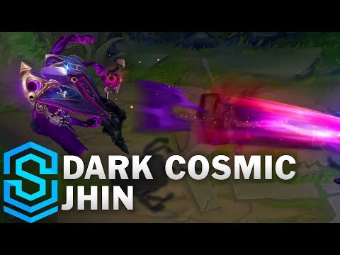 Jhin Bóng Đêm Vũ Trụ - Dark Cosmic Jhin
