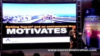 David Lim on how to motivate a team