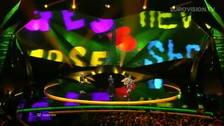 ByeAlex - Kedvesem (Zoohacker Remix) (Hungary) - LIVE - 2013 Semi-Final (2)