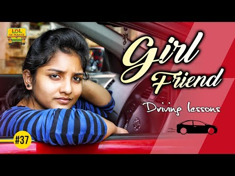 Girl Friend Driving Lessons | Lol Ok Please #37