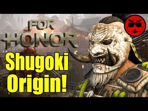 For Honor Shugoki Cultural Secrets! - Game Exchange (видео)