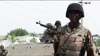 Boko Haram'ın elindeki iki kent geri alındı