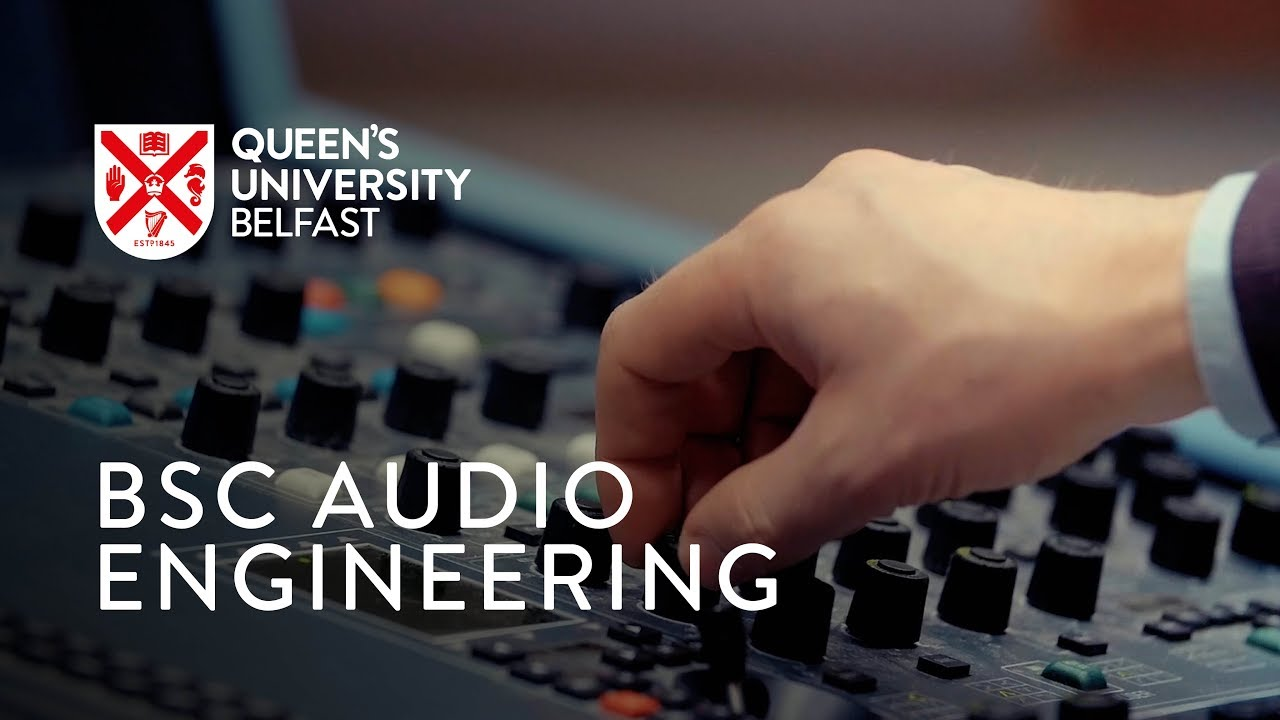 BSc Audio Engineering