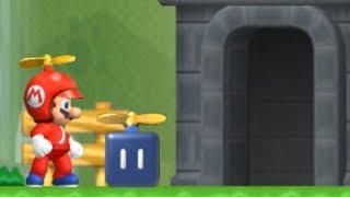 Video Another Super Mario Bros Wii Walkthrough - Part 1 - World 1 MP3, 3GP, MP4, WEBM, AVI, FLV Juli 2018