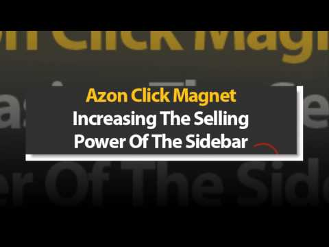 [HOT}☛Azon Click Magnet Plugin Review★Warriors Forum WSO Of The Day
