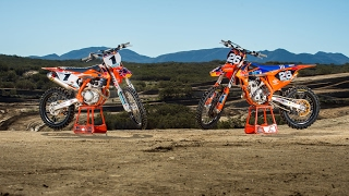 2. 2017 KTM Factory Editions | First Impression | TransWorld Motocross