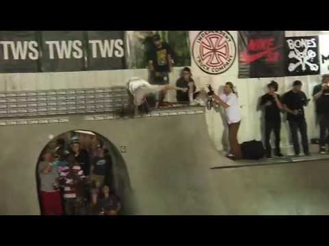 Team Pain Converse Courtyard Jam/Best Trick-Tampa Pro 2015