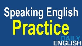 Speaking English conversation practice, Questions and answers english conversation, English speaking lessons with subtitle.▶ Link download file text: https://goo.gl/p1Z3DI-=TOPICS=-1.    At Home (1) - 00:072.    At Home (2) - 00:513.    My Favorite Photographs (1) - 01:414.    Location (1) - 02:215.    Location (2) - 03:176.    Color (1) - 03:537.    Color (2) - 04:398.    No Questions - 05:079.    Short Answer - 05:5910.   Telephone Call (2) - 06:5111.   What's A Grant? - 07:3712.   I'm Busy On Friday - 08:2313.   Bless You - 08:5814.   I Don't Feel Well - 09:3815.   Can You Help Me? - 10:2016.   Taking a Cab - 11:0017.   I Hate to Get Up - 11:4118.   A Hot Day  - 12:1719.   Phone Out of Order (1) - 13:0520.   Phone Out of Order (2) - 13:5321.   Getting A Visa - 14:4822.   Employing a new member - 15:2123.   A Date (1) - 16:1724.   What did you do yesterday? - 17:3525.   Travelling by Air - 18:3826.   At the Customs - 19:4927.   A New Baby - 21:0728.   Is English Difficult? - 21:5529.   Washing His Car - 22:4530.   At the Restaurant - 23:2531.   When's the Baby Due? - 24:0732.   Bus Stop - 24:4733.   Gardening - 26:1234.   A Lazy Boy - 26:5735.   Can I Drive There? - 27:5536.   A New Dress - 28:4037.   A Picnic - 29:2038.   I'm Going Skiing - 29:5839.   Traffic Rules (1) - 30:3440.   Housework - 31:1241.   Oral Exams - 32:4042.   Would You Call me? - 34:2843.   Can I Let You Know? - 35:2944.   On the Phone-A Less Formal Call - 36:5345.   A Cup of Coffee - 37:3646.   How About a Drink? - 38:3247.   I Have a Sore Throat - 39:1048.   On Sale - 39:5849.   Not a Cloud in the Sky - 40:4850.   Cold and Windy - 41:3451.   It's Beginning to Snow. - 42:2452.   A House at the Shore - 43:2353.   A Soccer Game - 44:0354.   Not So Young - 44:4755.   Is She Single? - 45:3756.   To Buy a Birthday Present - 46:2757.   Telephone - 47:1558.   A Light Eater - 47:4959.   A Nice Flat (1) - 48:3560.   A Nice Flat (2) - 49:2261.   Afraid of Flying - 50:1862.   A Plane Reservation - 51:0063.   Getting Together - 51:3864.   How's Your New Job Going? - 52:3065.   We Eat a Lot - 53:2666.   I'll Take You - 54:2067.   We Must be Out of Them - 55:0868.   Doctor's Appointment - 56:1869.   Traffic Rules (2) - 57:1070.   Eating out - 58:1571.   To Buy a Bus Ticket - 58:59 72.   On the Phone - 59:4173.   Operating Room - 1:00:5174.   A Car Loan - 1:01:4375.   A Cashier - 1:02:3176.   Settling Down - 1:03:1977.   Will You Get Some Bread For Me? - 1:04:1478.   Buying a Present - In a Jeweller's shop - 1:05:0079.   Buying a Present - In a Toy Shop - 1:06:0680.   Making a Reservation - 1:07:2181.   Ready to Go - 1:08:4382.   An Interesting Movie - 1:09:3583.   In the Bus - 1:10:27 84.   A New Job - 1:11:2185.   A Date (2) - 1:12:53 86.   Smoking - 1:14:1087.   A Death - 1:15:1488.   A Birth - 1:16:1889.   A Coincidence - 1:17:1090.   How have you been? - 1:18:34☞ Thanks for watching!☞ Please share and like if you enjoyed the video :) thanks so much ♥───────────────────▶ Please subscribe to update new videos.   Subscribe To Update New Lesson:https://www.youtube.com/channel/UCV1h_cBE0Drdx19qkTM0WNw?sub_confirmation=1