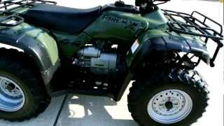 5. 2004 Honda Foreman 450ES 4X4 Overview Review Walk Around