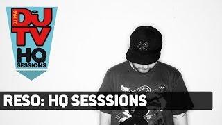 Reso - Live @ DJ Mag HQ 2014
