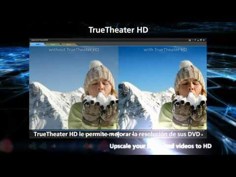 CyberLink PowerDVD 10 Ultra 3D - Experiencia No.1 de Película en PC
