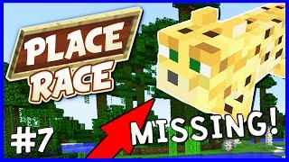 PLACE RACE | #7 | CATS REMOVED FROM THE GAME!? | With NettyPlays