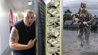 Video I Bought A Navy Seal's Abandoned Storage Unit And FOUND MONEY! I Bought An Abandoned Storage Unit! MP3, 3GP, MP4, WEBM, AVI, FLV September 2019