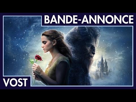 La Belle et la Bête (2017) - Bande-annonce officielle (VOST)