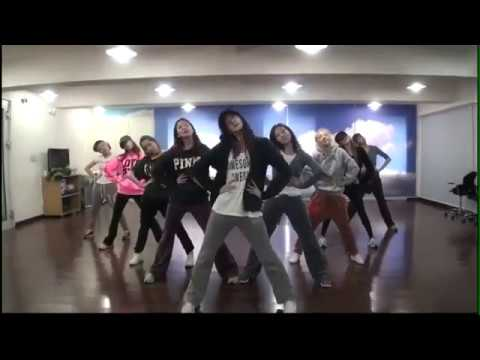 SNSD I Got A Boy ~ Dance Practice Video