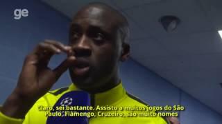 Assisto a muitos jogos do São Paulo, Flamengo, Cruzeiro - Yaya Touré Nosso Site: http://www.flamengoaovivotv.com Nosso...