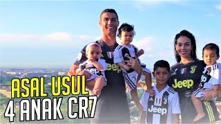 Download Video Menyingkap Asal-usul Keempat Anak Cristiano Ronaldo MP3 3GP MP4