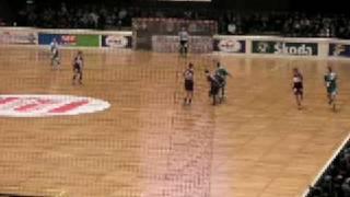 Wiener Stadthallenturnier: Rapid gewinnt gegen Austria mit 6:0 (2009)