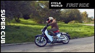 5. 2019 Honda Super Cub C125 ABS | First Ride Review