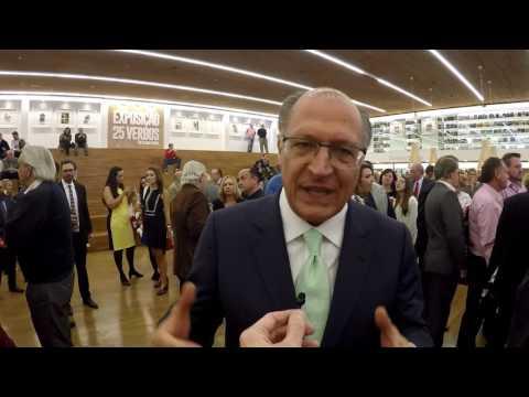 "Alckmin fala sobre o impeachment e o ""pós-PT"" no #ProgramaDiferente"