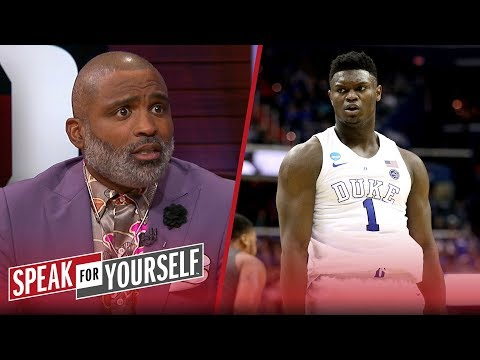 Zion needs to go to the Pelicans and 'figure it out' - Cuttino Mobley | NBA | SPEAK FOR YOURSELF