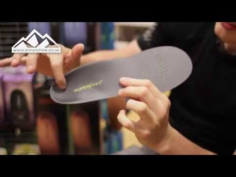 Superfeet Carbon Trim To Fit Insole - www.simplyhike.co.uk