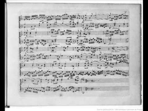 Louis Marchand, 1er livre d'orgue (1700).Michel Chapuis,1962.