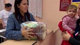 Entidade  ajuda moradores com dinheiro arrecado na Festa Junina de Votorantim