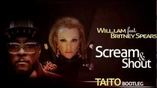 Will.I.Am videoklipp Scream & Shout (feat. Britney Spears) (Taito Bootleg)