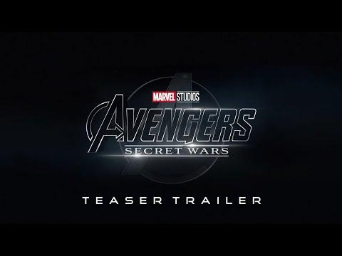 AVENGERS 5: SECRET WARS (2022) Teaser Trailer Concept | Tom Holland, Chris Hemsworth Marvel Movie