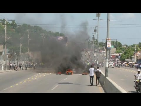 Haiti: Krawalle gegen Korruption - Demonstranten forde ...