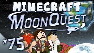 Minecraft - MoonQuest 75 - Homeward Bound