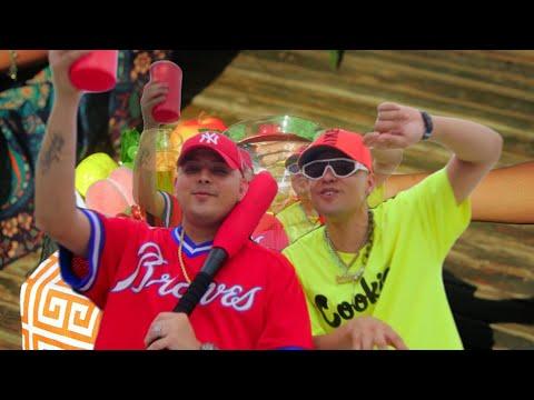 PAPICHAMP ❌ DJ TAO - BATE 🏏 (Official Video)