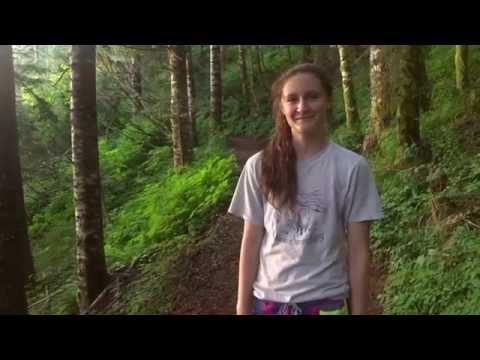 Saddle Mountain Scenic Feature (видео)