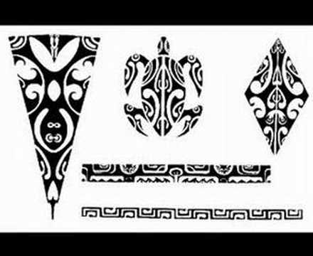 Moko Tattoos - New Zealand. Aug 2003 Renewed interest in Maori culture has