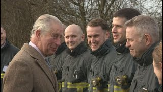 video: Prince Charles says of Prince Philip 'when you get to that age things don't work so well'