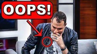 Magic FAIL on LIVE TV! by Spidey-Mentalist/Hypnotist