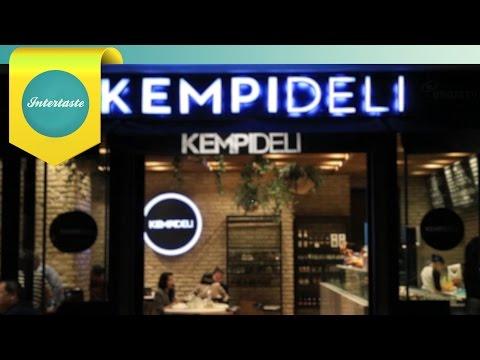 INTERTASTE: Kempi Deli – Interior Design