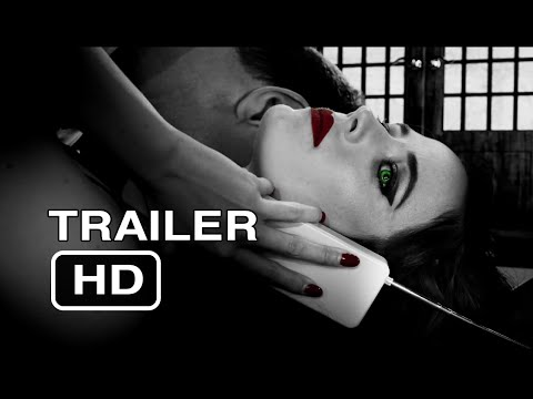Sin City: A Dame to Kill For UK Trailer