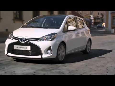 Toyota Yaris: styl, w kt�rym si� zakochasz