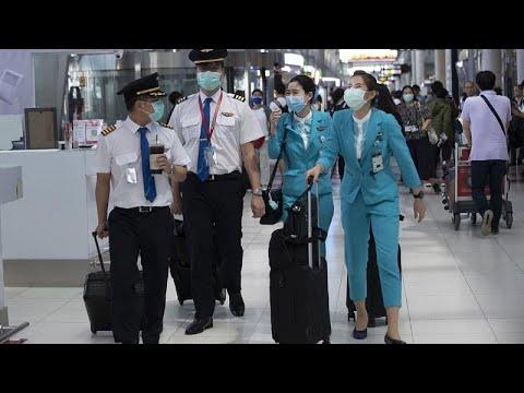 COVID-19: Μεγάλο πλήγμα στις αεροπορικές εταιρείες