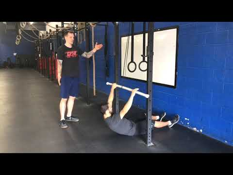 Banded Hollow Body Lat Pull Down