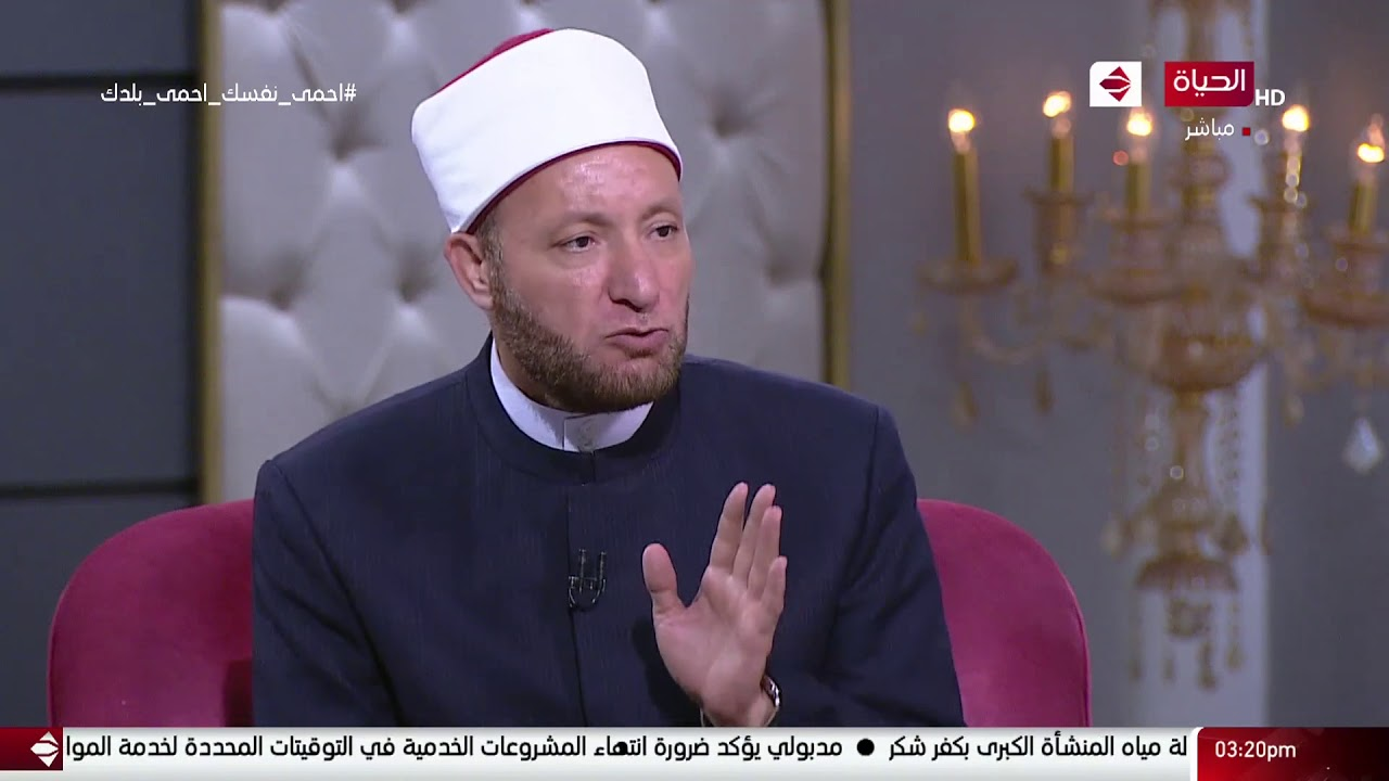 الدنيا بخير - د. عثمان عويضة : من يكون مريض مرض مزمن سوف يطعم كل يوم مسكينا على الأقل 10 جنيهات